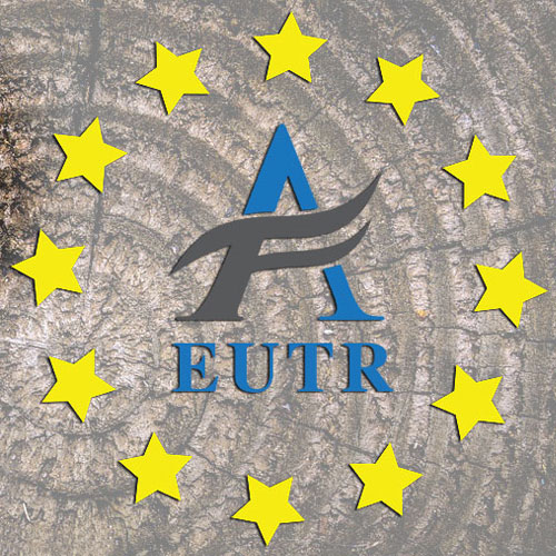EUTR – European Union Timber Regulation logo