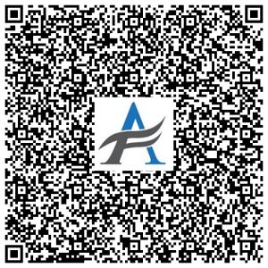 Angela Lyu 吕珊 - Atlas Furniture International - Accounts Manager / 客户经理 - vCard QR Code - scan to save to your phone contacts