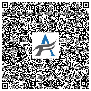 Fay Qiu 仇飞 - Atlas Furniture International - Accounts Manager / 客户经理 - vCard QR Code - scan to save to your phone contacts
