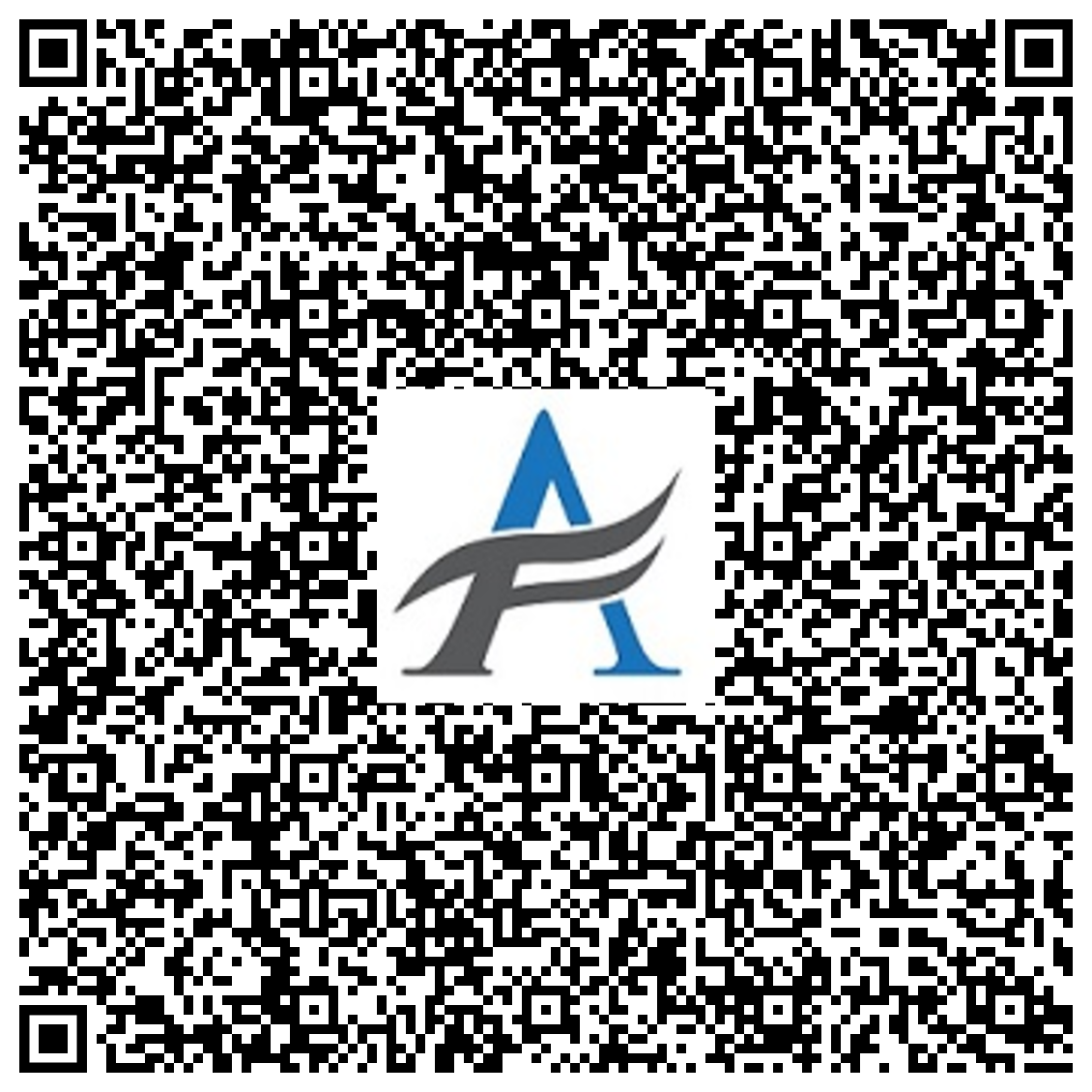 Mark Yin 尹永茂 - Atlas Furniture International - Quality Control (Q.C.) / 工厂质量控制 - vCard QR Code - scan to save to your phone contacts