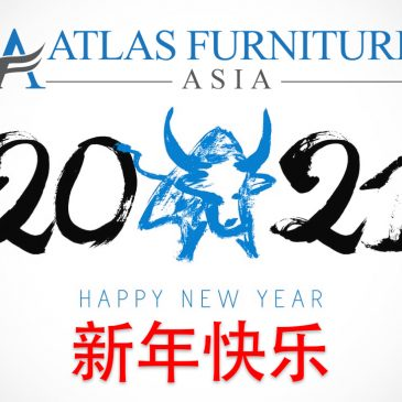 Happy New Year of the Metal Ox